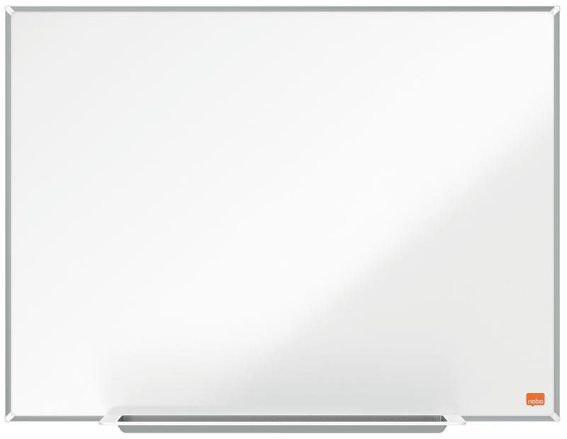 Magnetic Nobo Impression Pro Nano Clean Mag Whiteboard 600x450mm