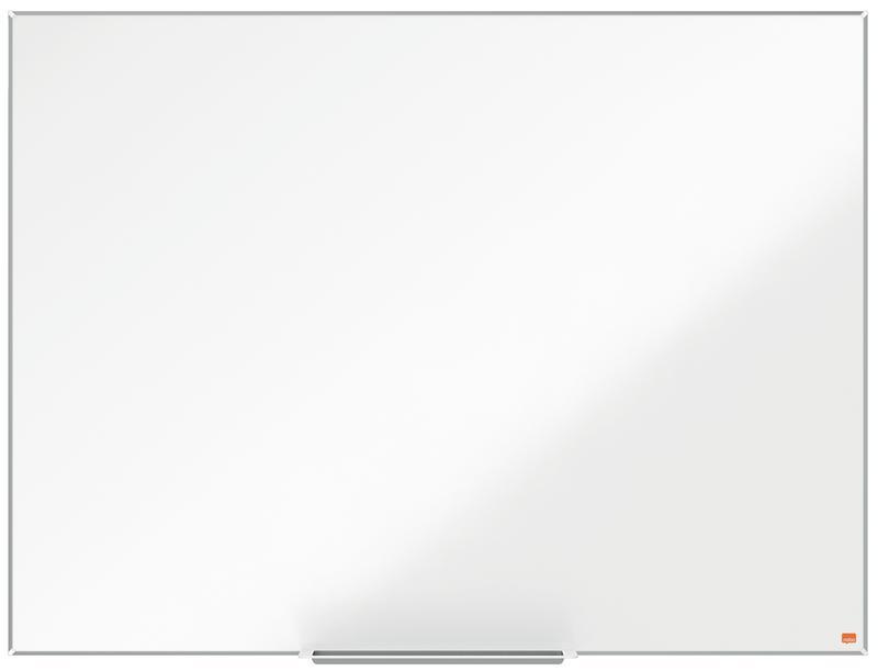 Magnetic Nobo Impression Pro Nano Clean Mag Whiteboard 1200x900mm