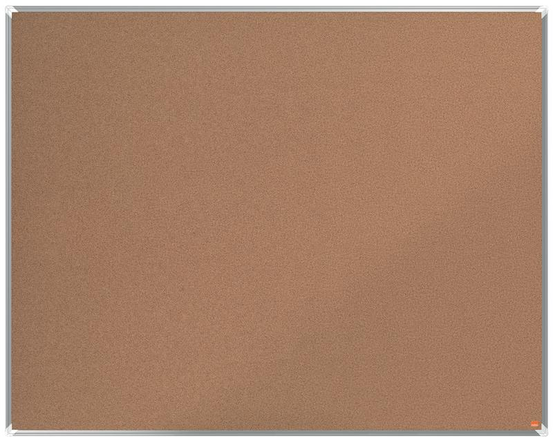 Cork Nobo Premium Plus Cork Notice Board 1500x1200mm
