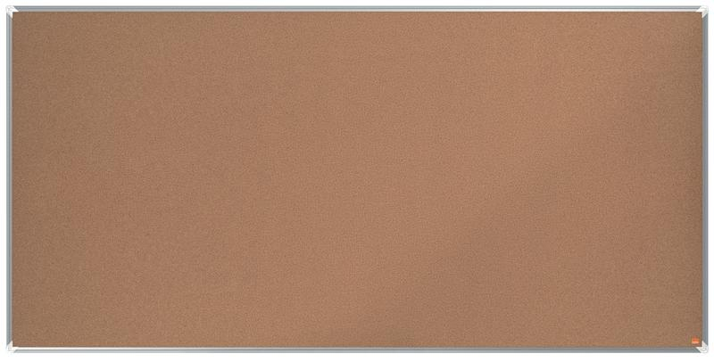 Cork Nobo Premium Plus Cork Notice Board 2000x1000mm