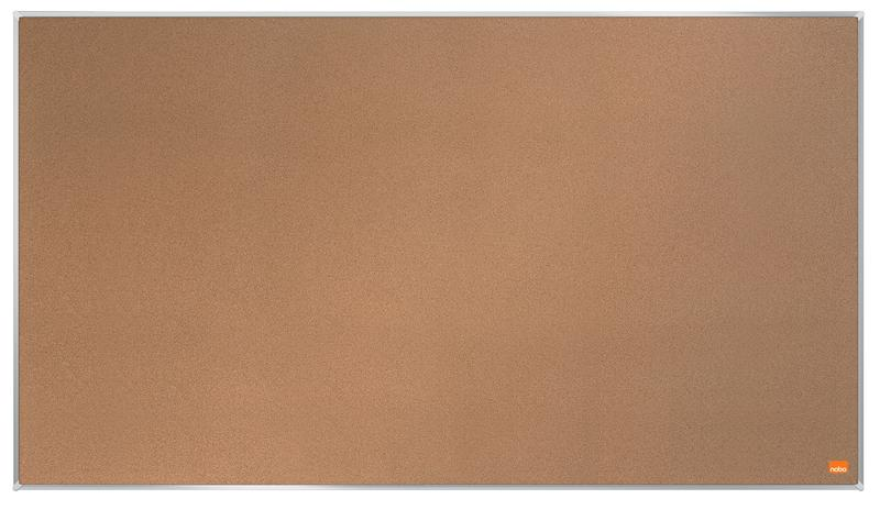 Cork Nobo Impression Pro Widescreen Cork Board 890x500mm