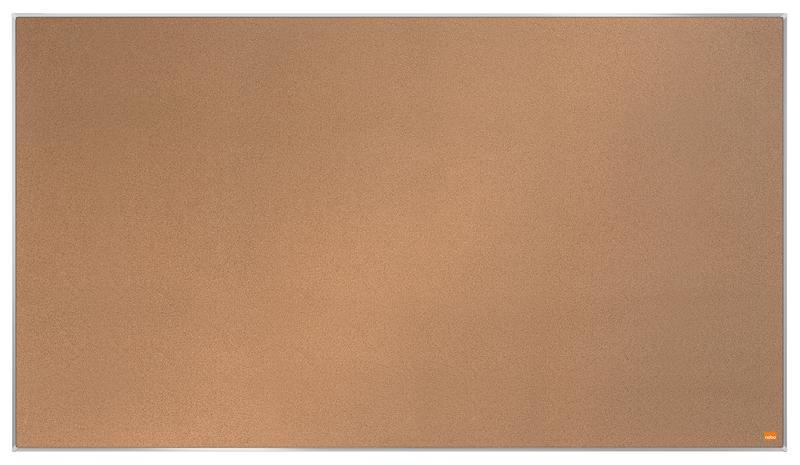 Cork Nobo Impression Pro Widescreen Cork Board 1220x690mm