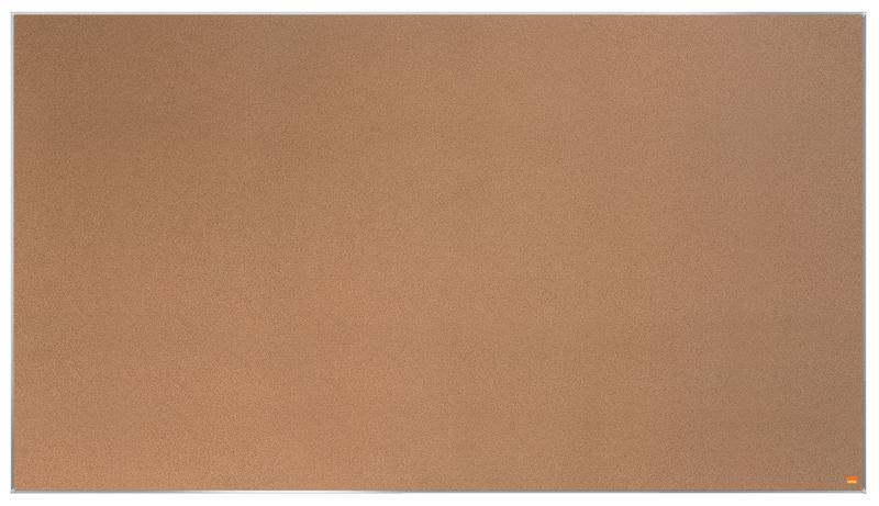 Cork Nobo Impression Pro Widescreen Cork Board 1550x870mm