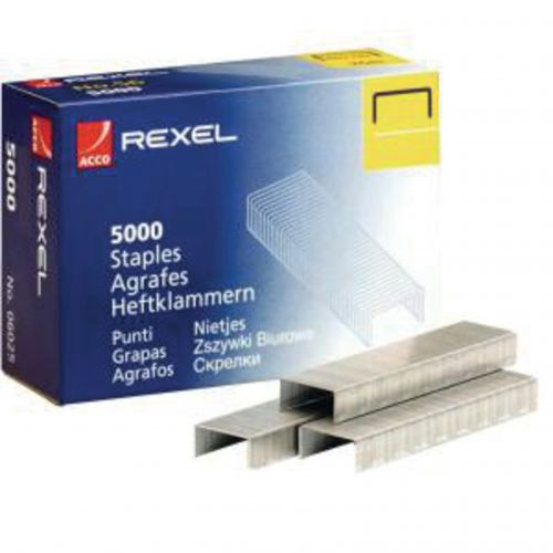Rexel No28 Staples 8mm 06035 (PK5000)