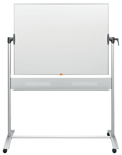 Nobo Mobile Drywipe Board Horizontal 900x1200mm