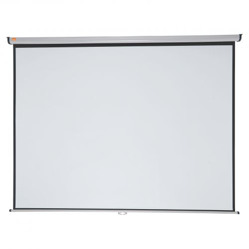 Nobo Wall Mounted 4:3 Projection Screen 2400x1813mm