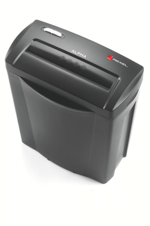 Rexel Alpha Cross Cut Shredder
