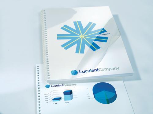 GBC HiClear Report Covers A4 150 Micron Super Clear 41601E (Pack 50)