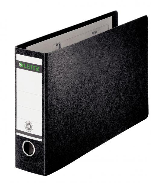Leitz Board Lever Arch File A3 Landscape Black 310680095
