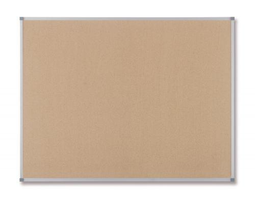 Nobo 1200x900mm Classic Noticeboard Cork Aluminium Trim