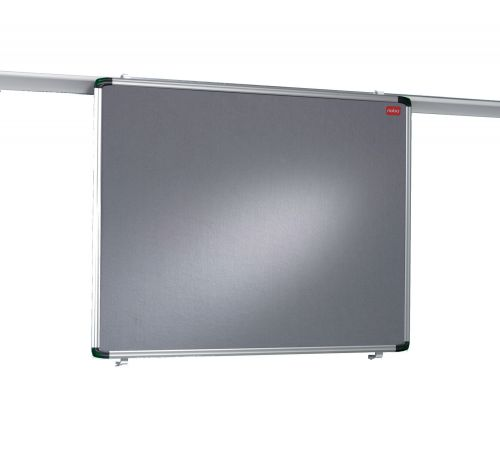 Nobo Pro-Rail Felt Notice Board 1200x900mm