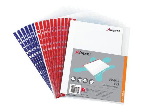 Nyrex Reinforced Pockets Top Open 90 Micron A4 12233(PK25)
