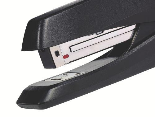 Rexel Ecodesk Stapler Gemini Black 2100029