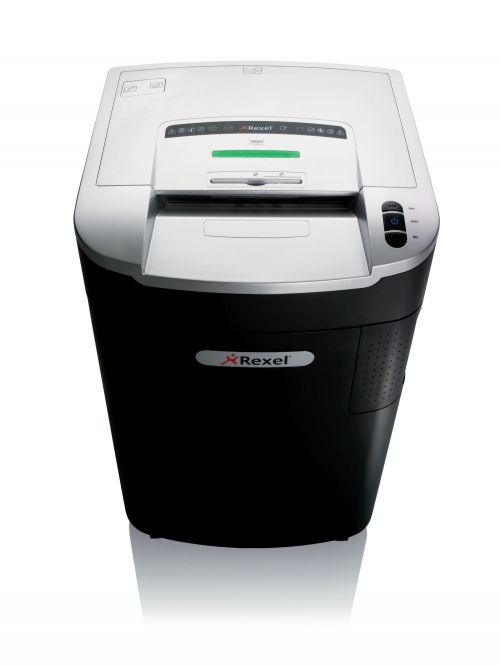 Rexel Mercury RLS32 Anti-Jam Large Office Ribbon Cut Shredder 2102443