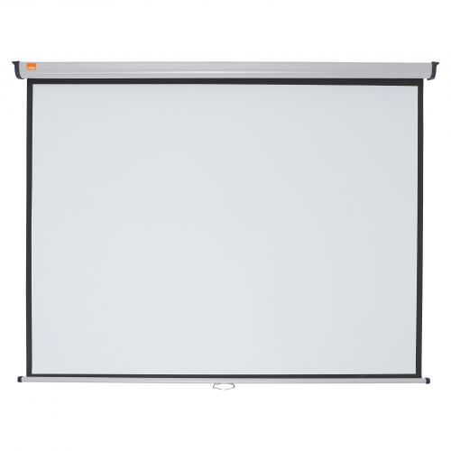 Nobo Projection Screen Wall Mounted 1750x1325mm
