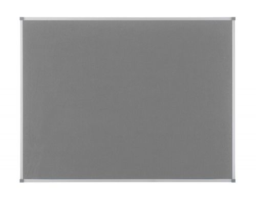 Nobo Felt Noticeboard 1200x900mm Grey