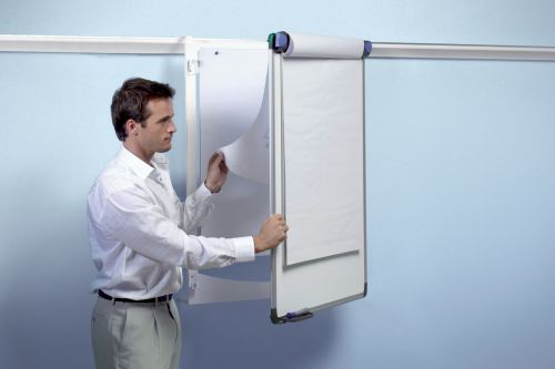 Nobo Pro-Rail Flipchart Holder