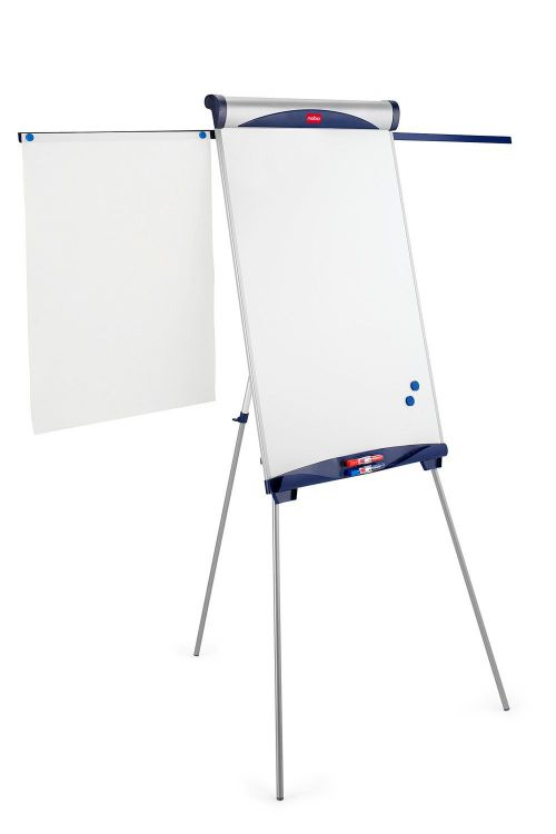 Nobo Cls Nano Clean Tripod Easel Mag Extendable Display Arms Brd Size 690x1000mm W690xH1900mm Ref 1901918