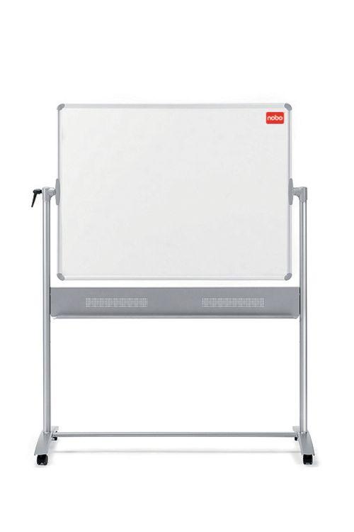 Nobo Basic Melamine Mobile Board 1500x1200mm