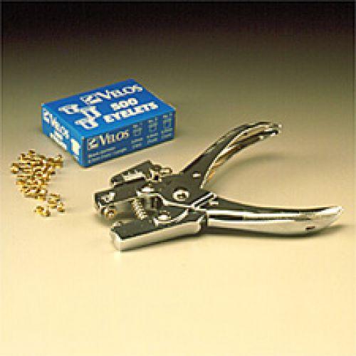 Rexel Eyelets Brass No.2 20320051 Pk500