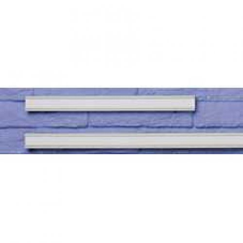 Nobo Aluminium Chart Track Two Rails For 915mm Planner