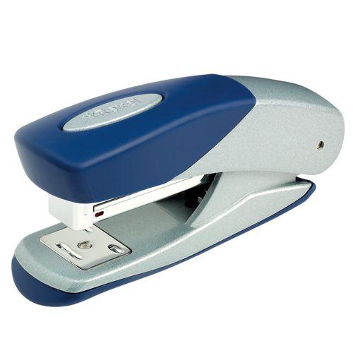 Rexel Matador Half Strip Stapler Blue/Silver 2100951