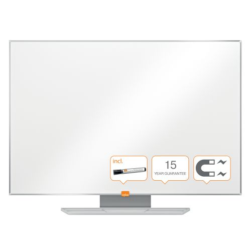 Nobo Classic 600x900mm Drywipe Board Magnetic Alu Trim