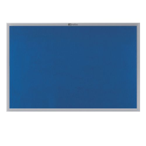 Nobo EuroPlus Felt Noticeboard 2400x1200mm Blue