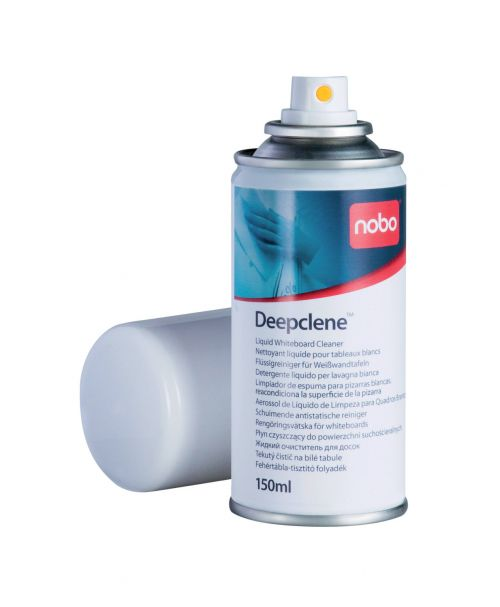Nobo Dry Wipe Deepclene 150ml