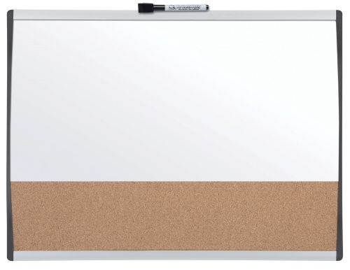 Nobo Combination Board Arched Frame 585x430mm