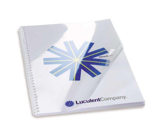 GBC HiClear Report Covers A4 250 micron S/Clr 41606E (PK50)