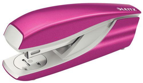 Leitz NeXXt WOW Metal Stapler 30 Sheet Pink 55021023