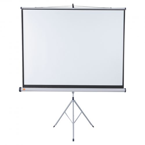 Image for Nobo Tripod Widescreen Projection Screen W2000xH1310 Ref 1902397W