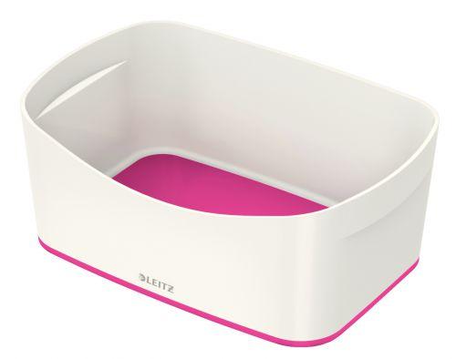 Leitz Mybox Storage Tray White/Pink