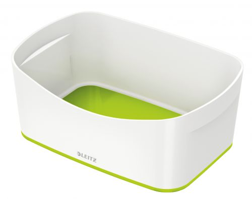Leitz Mybox Storage Tray White/Green