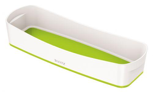 Leitz Mybox Organizer Tray Long White/Green