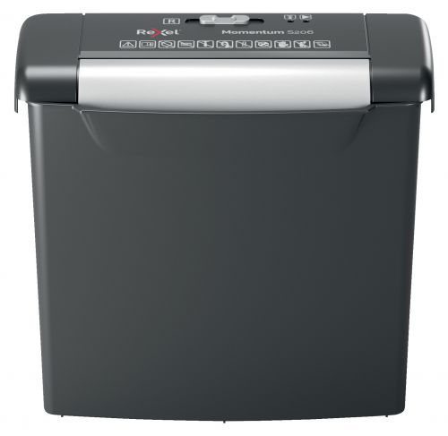 Rexel Momentum S206 Strip-Cut Shredder