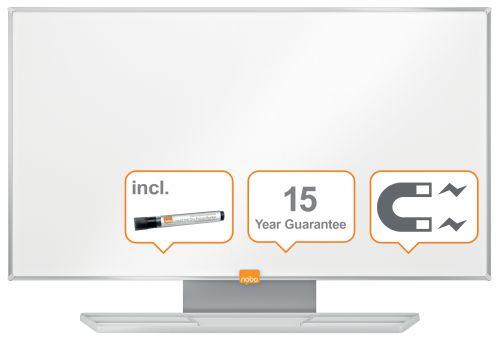 Nobo Widescreen 32in Nano Clean Whiteboard