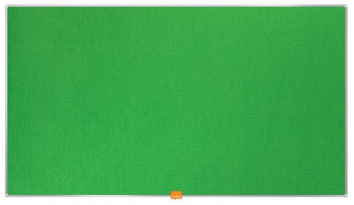 Nobo Widescreen 40in Felt Green Noticeboard