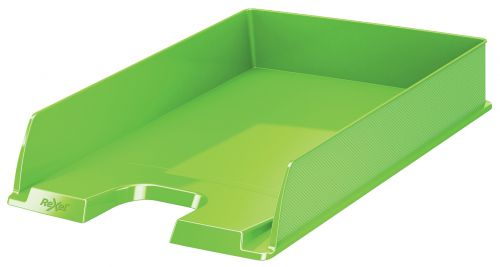 Rexel Choices Letter Tray A4 Portrait Green