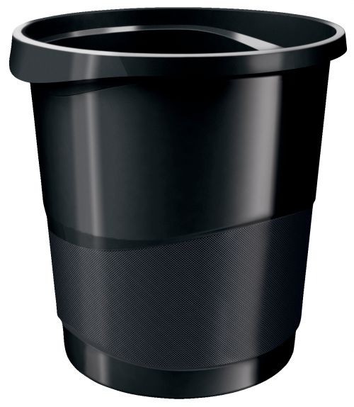 Image for Rexel Choices Waste Bin Black
