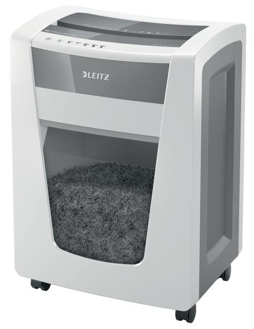 Leitz IQ Office Pro Ultra P5 Plus Shredder DS