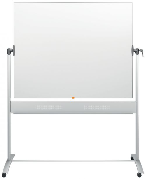 Nobo Classic Steel Magnetic Mobile Board 1500x1200mm