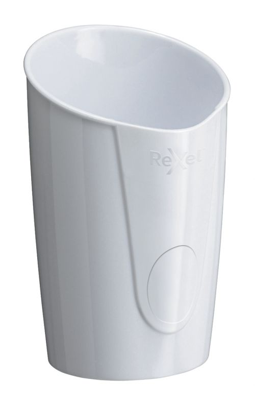 Rexel Choices Pen Pot White
