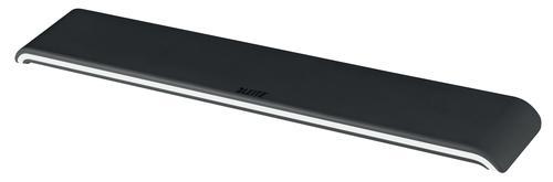 Leitz Ergo WOW Adjustable Keyboard Wrist Rest Black