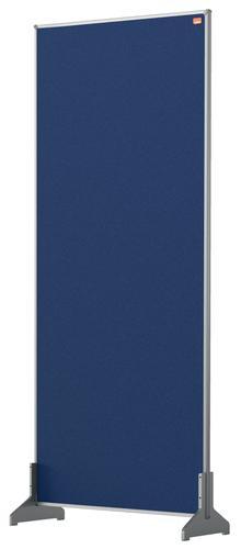 Nobo Impression Pro Desk Divider 400x1000mm Blue