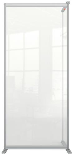 Nobo Prem Acrylic Prtctve Dvdr Screen Mod Sys 800x1800mm