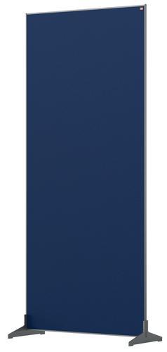 Nobo Impression Pro Floor Divider 800x1800mm Blue