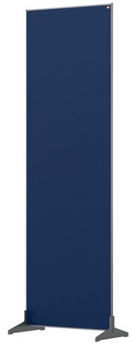 Nobo Impression Pro Floor Divider 600x1800mm Blue
