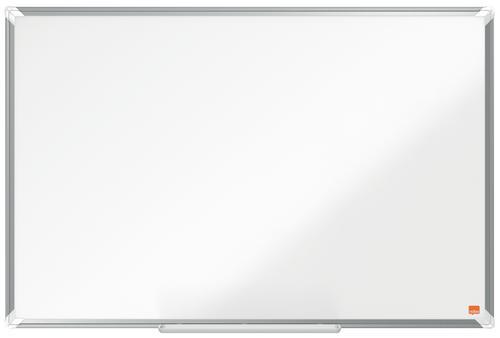 Nobo Premium Plus Enamel Magnetic Whiteboard 900x600mm